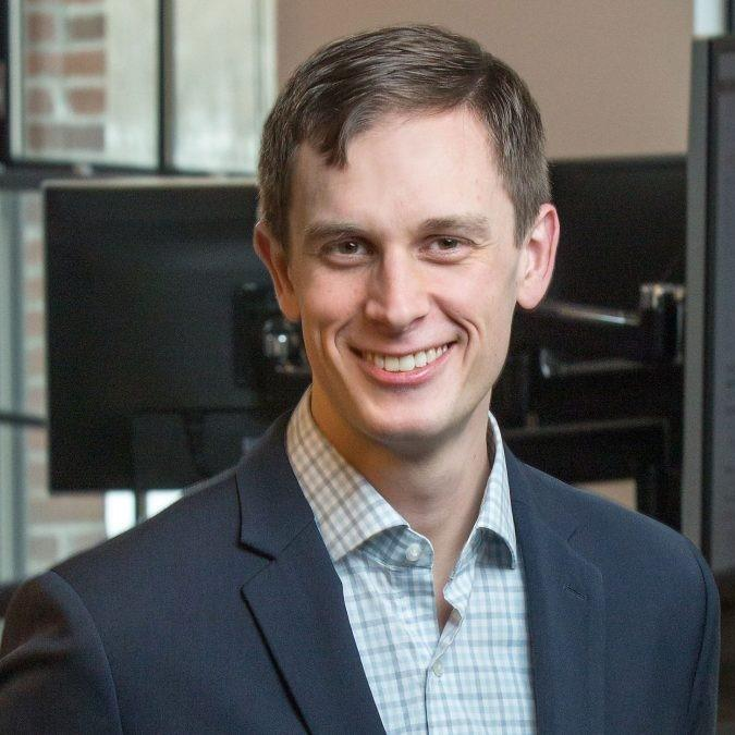 Computer Science Alum Receives 40 Under 40 Recognition from Grand Rapids Business Journal